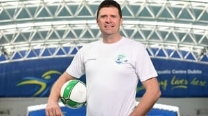 Niall Quinn was unveiled as an ambassador for the Para Swimming Championships