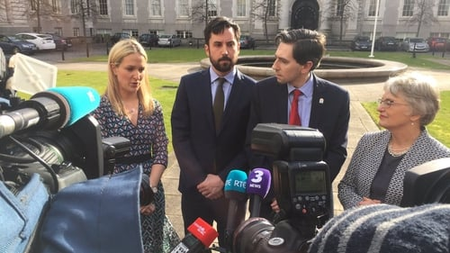 Minister Eoghan Murphy announced the date for the referendum