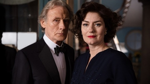 Bill Nighy and Anna Chancellor in Ordeal by Innocence