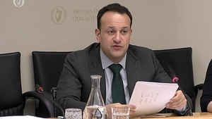 Leo Varadkar said the SCU did not cross the line into politics