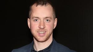 2018 Hennessy Literary Awards winner Manus Boyle Tobin.