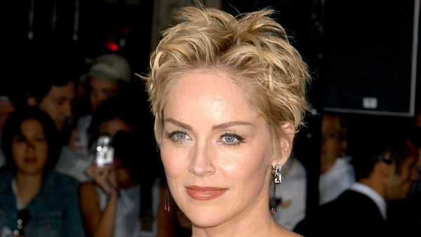 Sharon Stone: The Kid stays in the movie