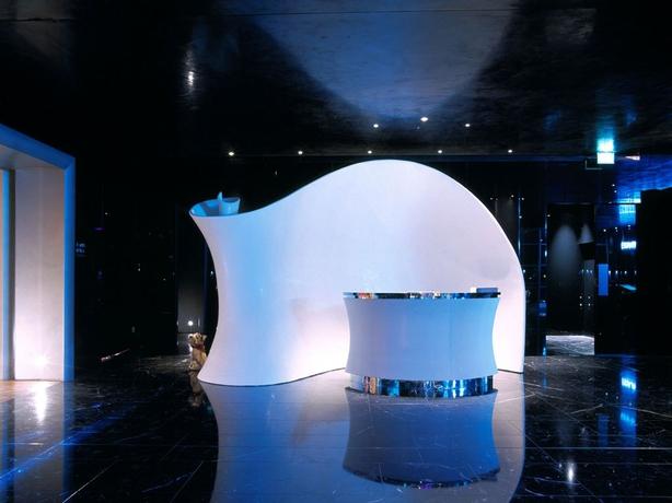 seashell g hotel lobby