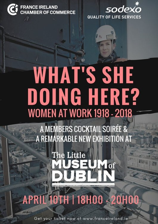 """""""What's She Doing Here?Women at Work 1918-2018"""", an exhibition of photographs by Beta Bajgart"""