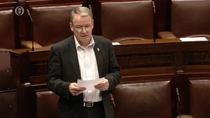 Sinn Fein TD Brian Stanley is due to make a Dáil statement tomorrow