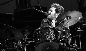 The Band's Levon Helm