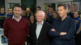 Na Fianna delegates discuss Metro plans | Prime Time