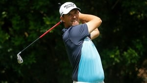 Padraig Harrington is off to a strong start in Houston
