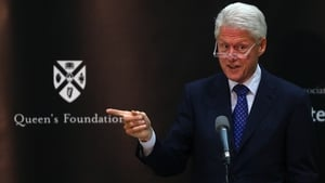 Bill Clinton played a role in bringing the Good Friday Agreement into being