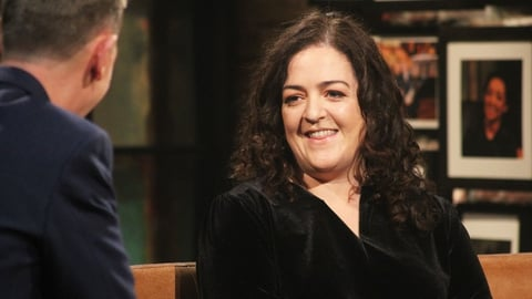 Maeve Higgins | The Late Late Show