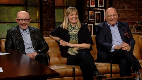 Home of the Year judges | The Late Late Show