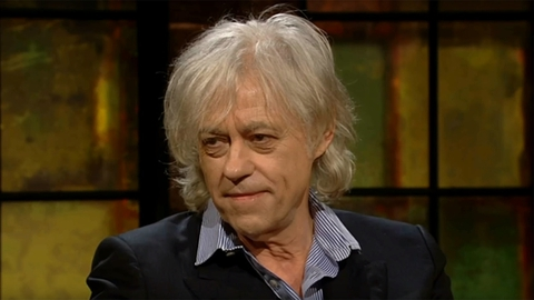 Bob Geldof | The Late Late Show