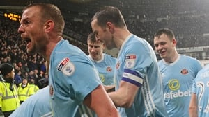 It was a very welcome win for Sunderland