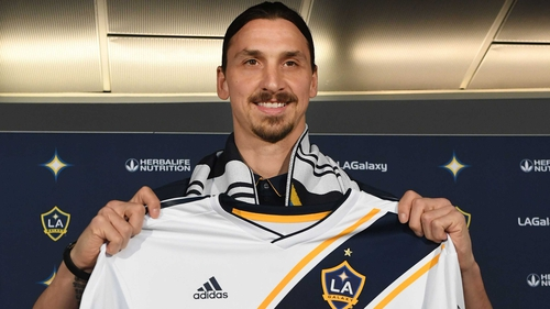 Zlatan Ibrahimovic: 'After three months I conquered England and they said I was flying'