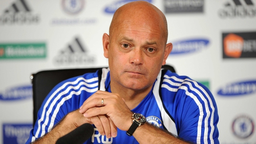 Ray Wilkins is in intensive care