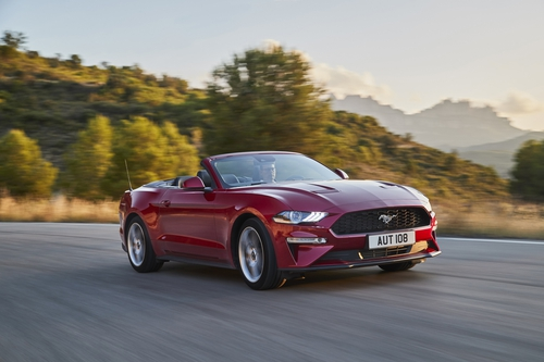 The new Mustang is still heavy on fuel and emissions.