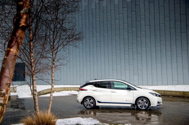 Many respondents were not aware of the grants available for buying cars like the Nissan Leaf.