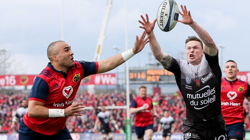 Munster were lucky to get away with a penalty try according to Donal Lenihan