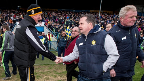 The two hurling legends renew their rivalry once more later today.