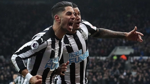 Ayoze Perez looks to be on his way out of Newcastle