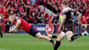 Andrew Conway was the difference for Munster against Toulon