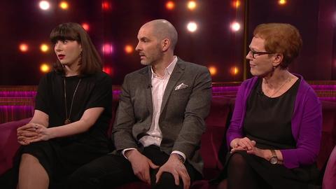 Richie Sadlier, Niamh Ní Dhomhnaill and Noeline Blackwell | The Ray D'Arcy Show