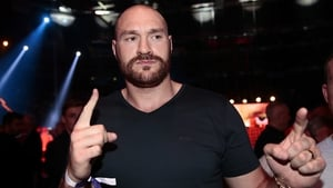 Tyson Fury will face Sefer Seferi in his long awaited return
