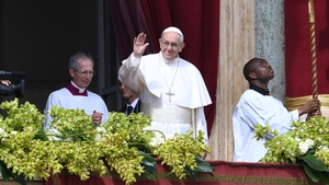 In his Easter address Pope Francis called for an end to 'so many acts of injustice' in the world