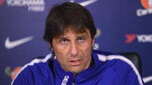 Antonio Conte: 'There are a lot of things that are right.'