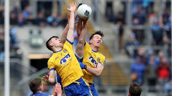 It finished Cavan 4-12 4-16 Roscommon.