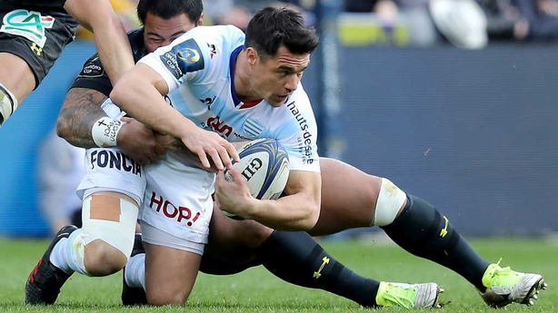 Dan Carter cameo inspires Racing to Champions Cup win at Clermont
