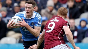 Brian Fenton starts for the Dubs
