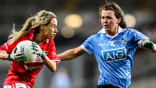 Cork and Dublin are through to the semi-finals.