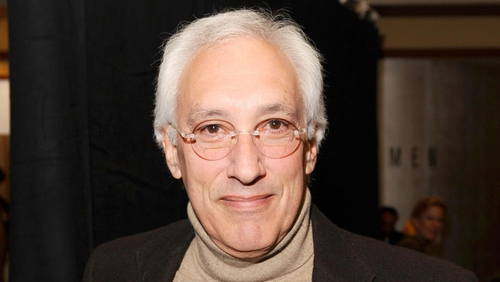 Steven Bochco pictured in Los Angeles, California, in 2008