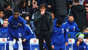 Antonio Conte is refusing to look past the end of the current season with Chelsea