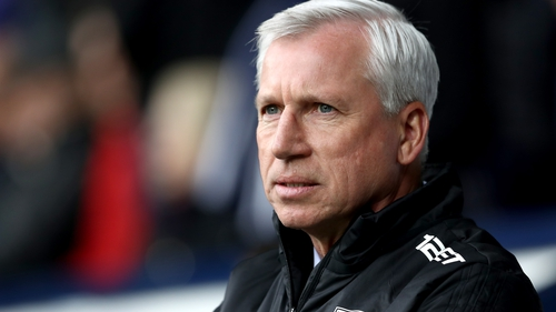 Pardew appointed manager of Den Haag
