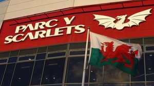 Part of Scarlets training ground will become a temporary hospital ward