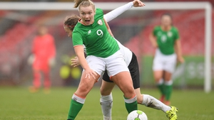 Saoirse Noonan scored Ireland's goal