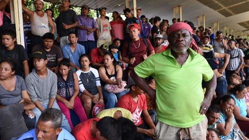 Honduras strikes back at Trump's threat over migrant 'caravan'