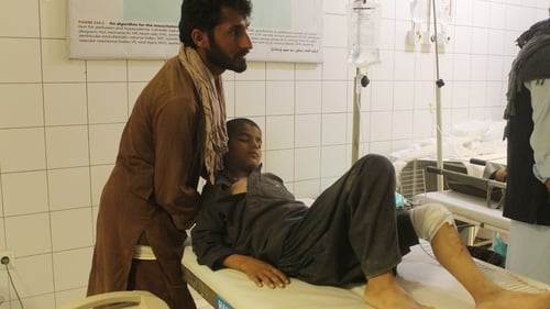 More than 50 people were wounded in the attack in Kunduz