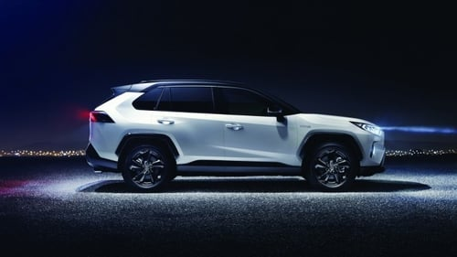 The new RAV 4 has more interior space