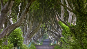 Game of Thrones was partially filmed in Northern Ireland