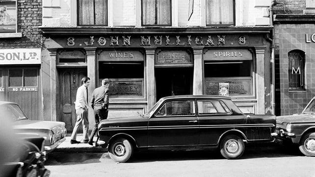 John Mulligan, Poolbeg Street