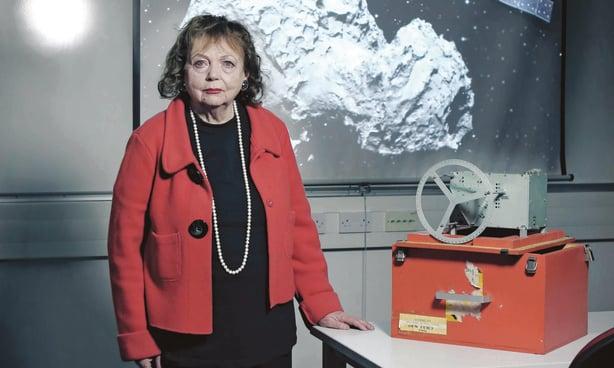Susan McKennaLawlor, Astrophysicist