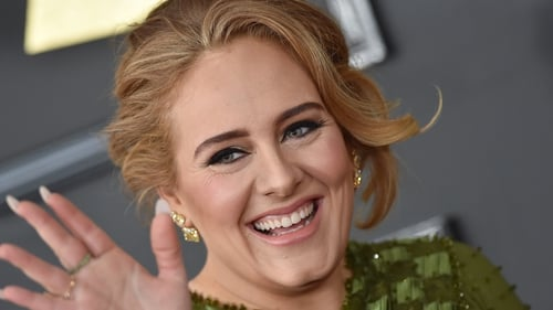 """Adele is """"READY"""" for the Spice Girls reunion"""