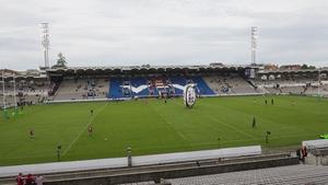 Bordeaux is the destination for the Munster fans