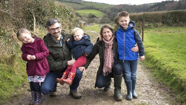 Meet the 2018 Big Week on the Farm's host family