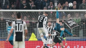 Real Madrid host Juventus in their second leg clash