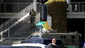 Police in San Bruno warned people into stay away from the address where YouTubeis based