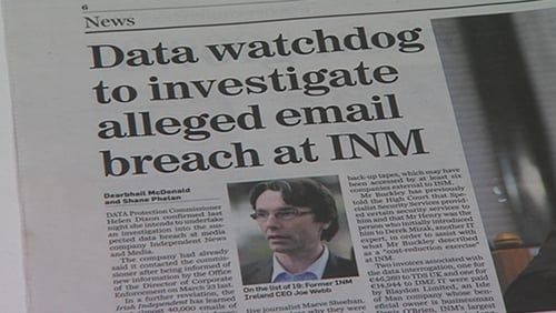 A High Court case over the appointment of inspectors to INM is due to be heard later this month